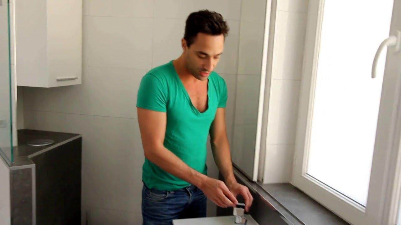 Optimiser l'espace de sa salle de bain - YouTube