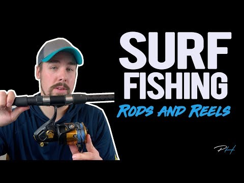Surf Fishing Rods And Reels | Florida