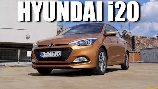 (ENG) Hyundai i20 2015 - Test Drive and Review