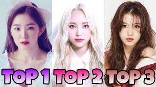 TOP 3 VISUAL OF EACH KPOP GIRL GROUP[2014-2019]