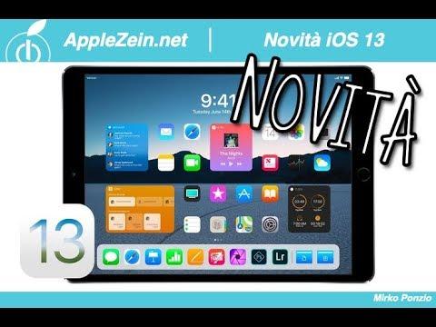 iOS 13: INIZIANO I TEST! Ecco le prime informazioni