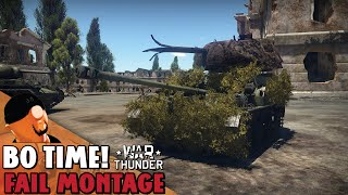 War Thunder - Fail Montage #60