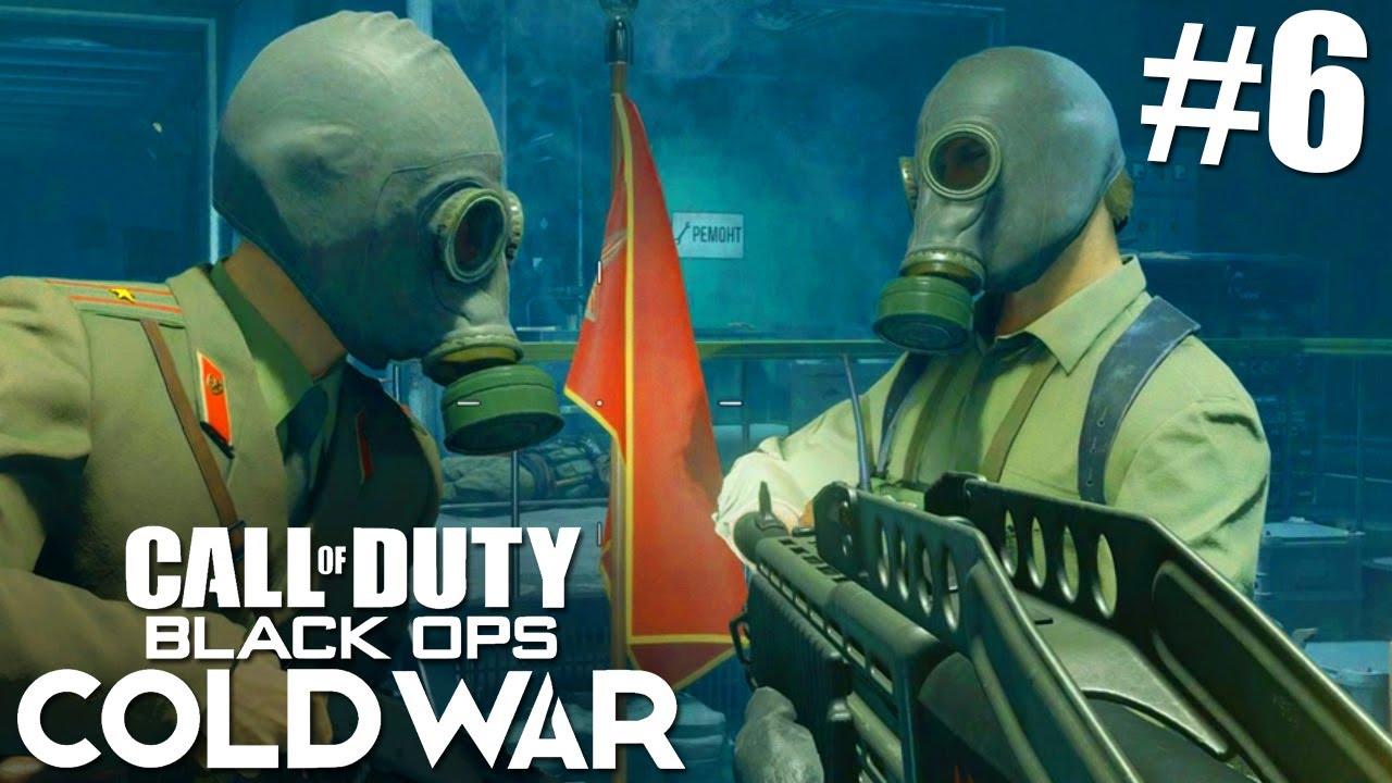 Η ΠΙΟ #@!@# ΑΠΟΣΤΟΛΗ!! | COD BLACK OPS COLD WAR PS5 GREEK WALKTHROUGH GAMEPLAY PART 6