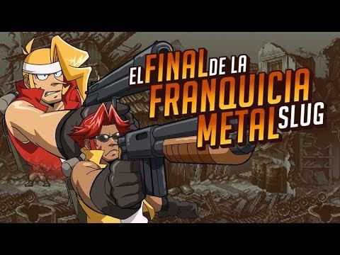 La historia de Metal Slug #3 (¿El final de la franquicia?)