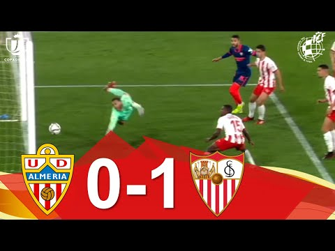 Almeria Sevilla Goals And Highlights