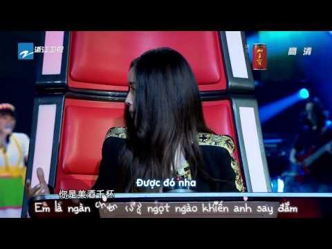♥[Vietsub] The Voice of China Ep 4: Vòng Giấu Mặt♥