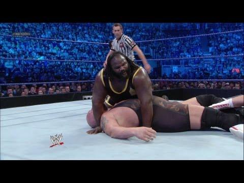 Six-Man Tag Team Match: SmackDown - April 20, 2012
