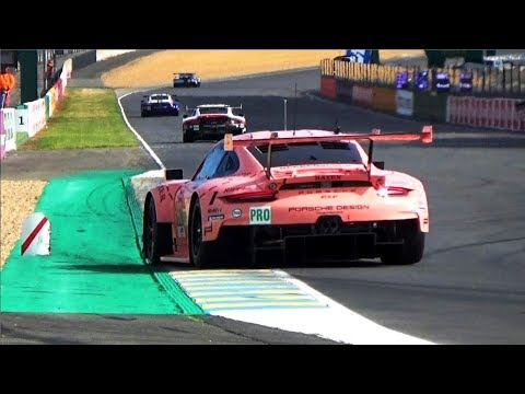 24 Hours of Le Mans 2018 Test Day Pure Sound ! - YouTube24 Hours Of Le Mans