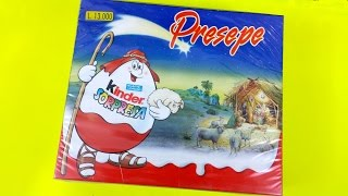 Kinder Surprise The Magical Christmas Nativity Scene 9 Chocolate Surprise Eggs Edition 2000 Toys Thumbnail