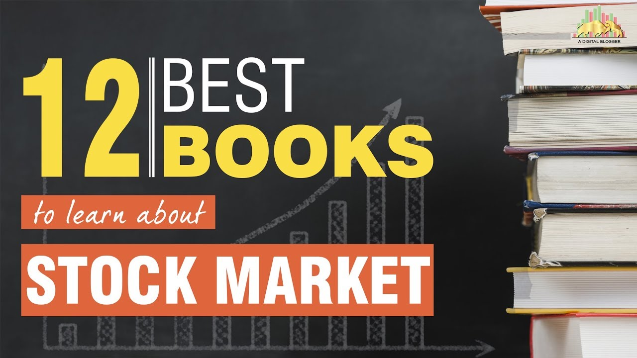 Top 10 Books On Stock Market You Should Read - N T A