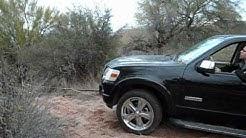 Arizona 4x4 Off Road Recovery Rio Verde Recovery.wmv