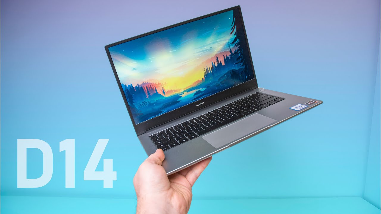 Download HUAWEI MATEBOOK D14 - The all day thin and light