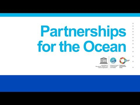 Partnerships for the Ocean