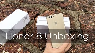 Honor 8 Unboxing Overview & Camera Samples from Goa