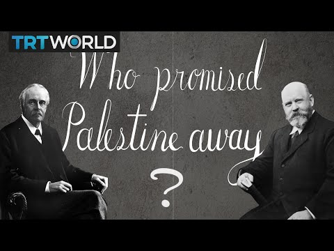 What's the Balfour Declaration? And how did it MESS UP the Middle East?
