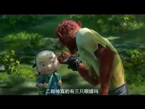 Trailer do filme Monkey King: Hero Is Back