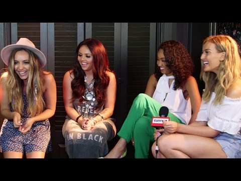 Little Mix Play Karaoke Roulette