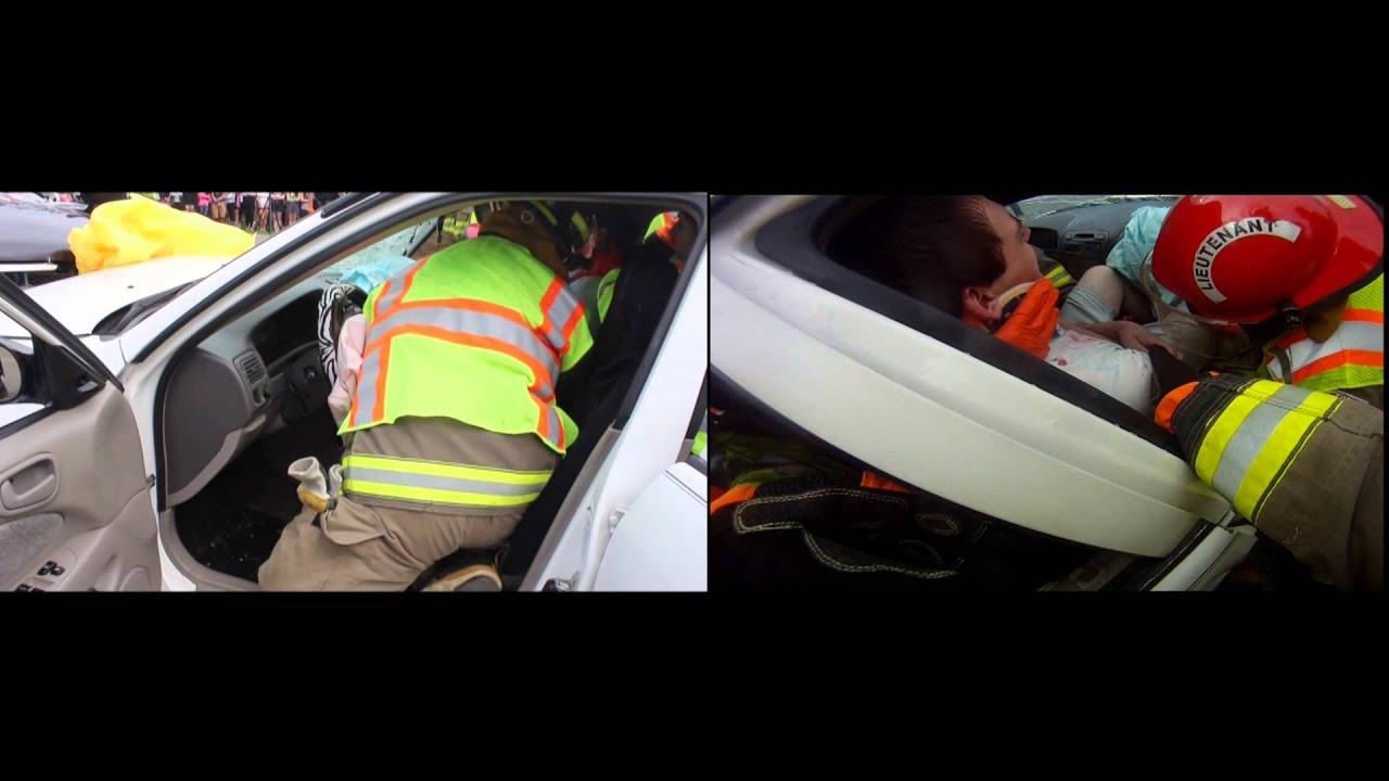 BH-BL DWI Accident Reenactment - YouTube