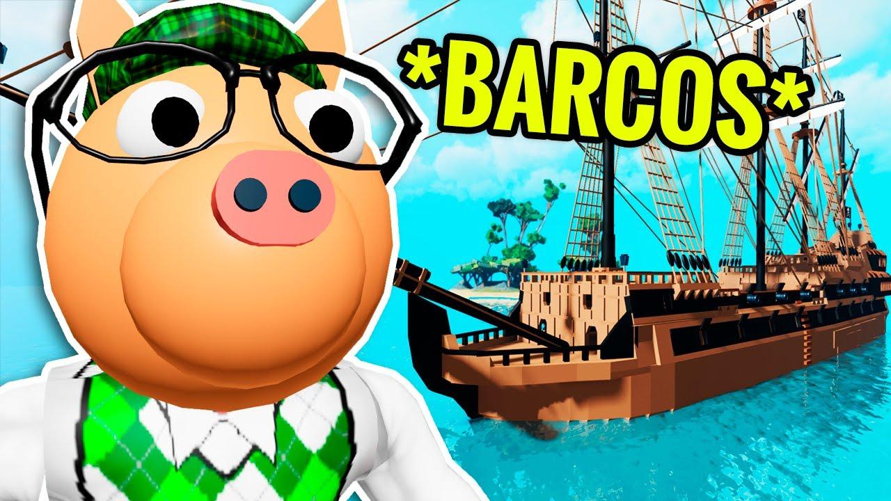 Barcos, Edificios y Nuevas Armas: Piggy Intercity