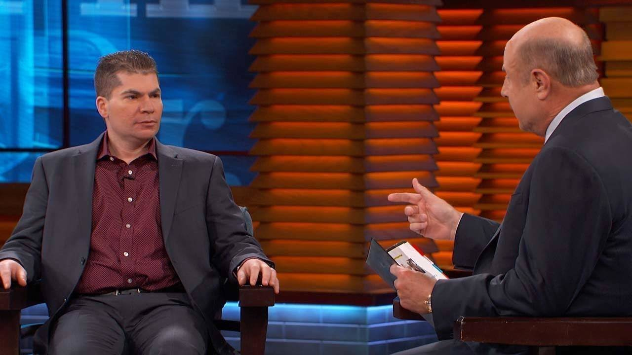 Guest To Dr  Phil: 'I Think I'm More Sociopathic Than I Like To Admit'