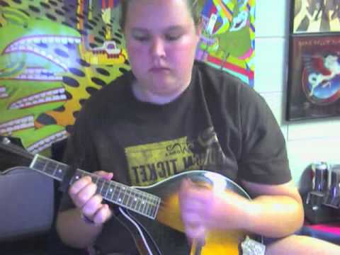Hey Soul Sister, by Train (mandolin cover) - YouTube