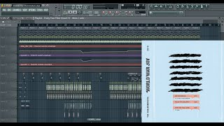 The Chainsmokers Do You Mean ft Ty Dolla ign & Bülow Instrumental Karaoke FL Studio Project
