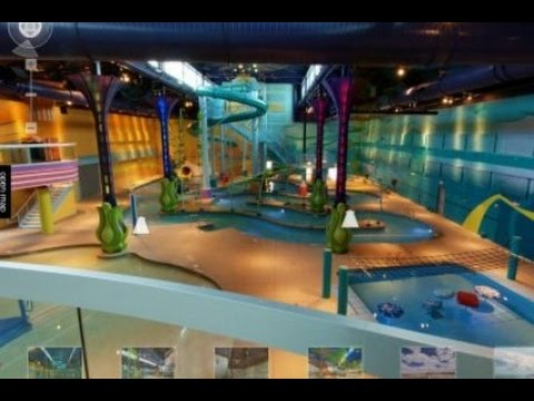 Hotels with Indoor Water Parks