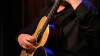 J. S. Bach: Goldberg Variations - Aria & Var. 1 - Jozsef Eotvos, guitar