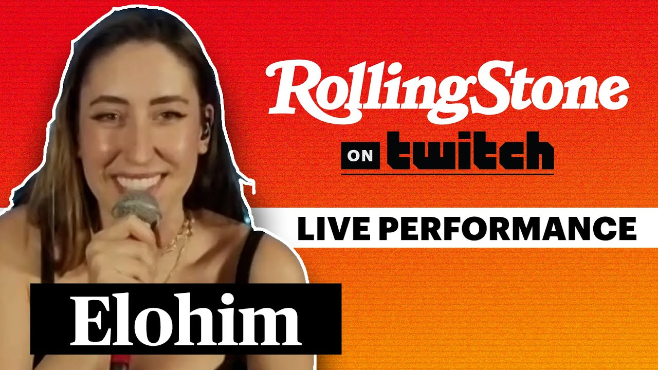 Elohim Performs Live | RS on Twitch
