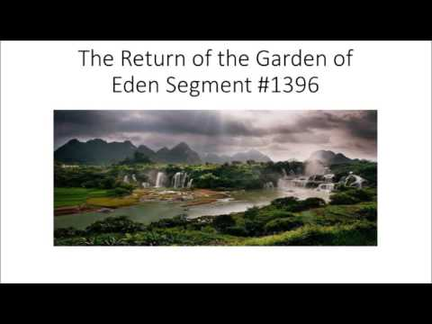 The Return of the Garden of Eden #1396 - April 7, 2016 Divine Feminine & Masculine Messages