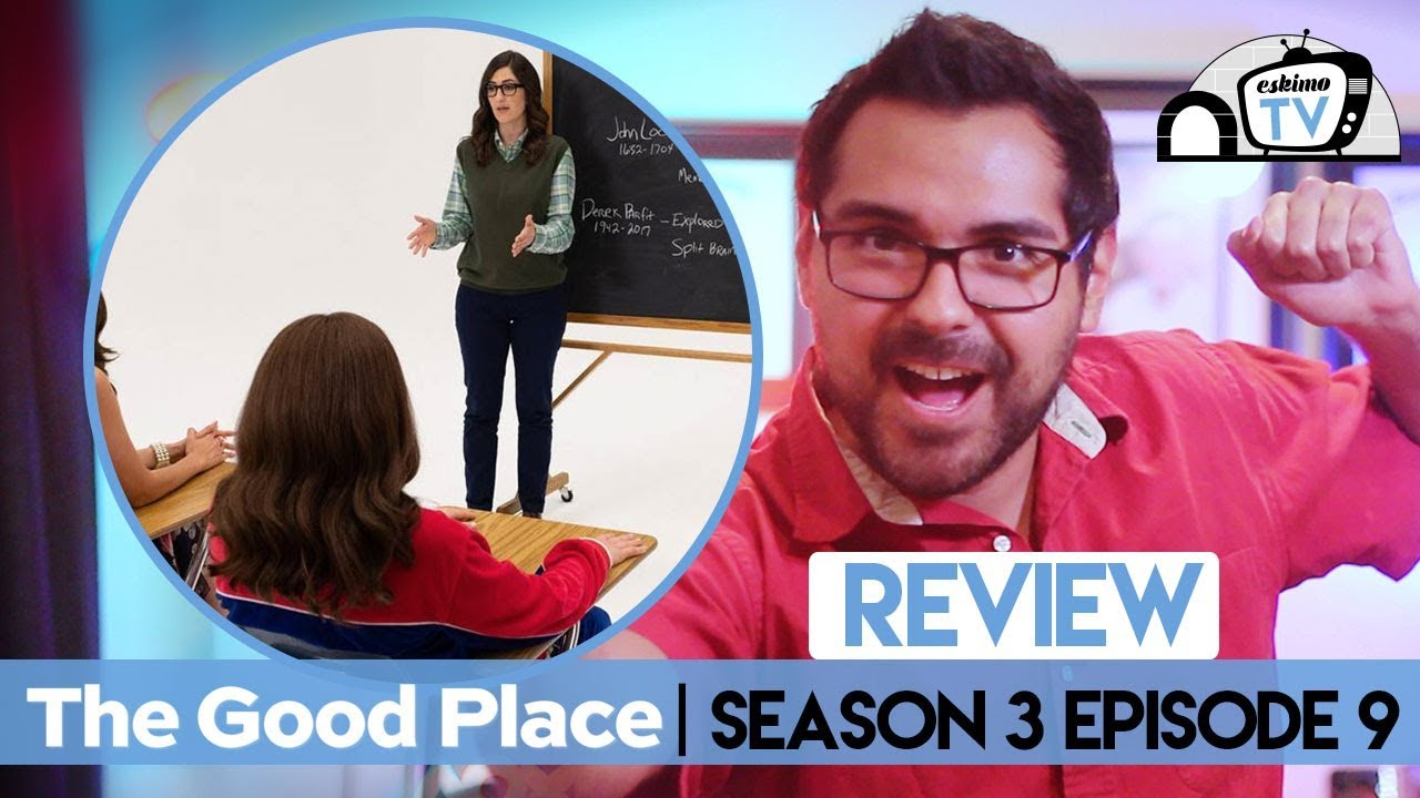 The Good Place Season 3 Episode 9 Mid-Season Finale