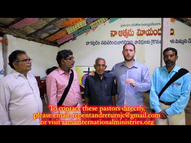 Help Indian pastors reach unreached villages for Jesus in persecuted India