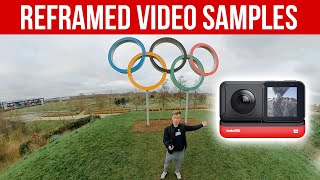 Insta360 One R: 360 Module Video Samples