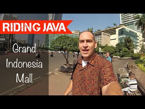 Shopping at Grand Indonesia | Traveling with Mark #2