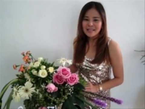 โรงเรียนสอนจัดดอกไม้สดสากล(UFAS)