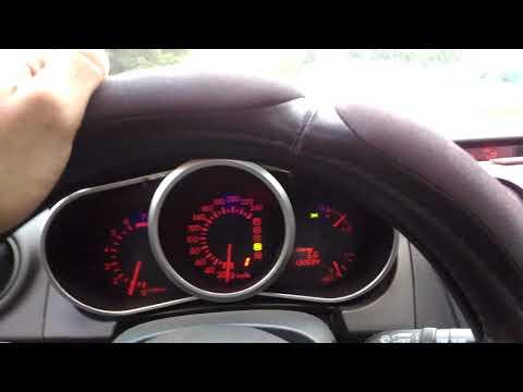 Mazda Cx-7 после свапа на атмосферный двигатель
