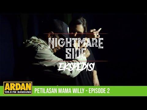 NIGHTMARE SIDE X ZONA ANGKER | Indi Ditantang Uji Nyali?! | Episode 2