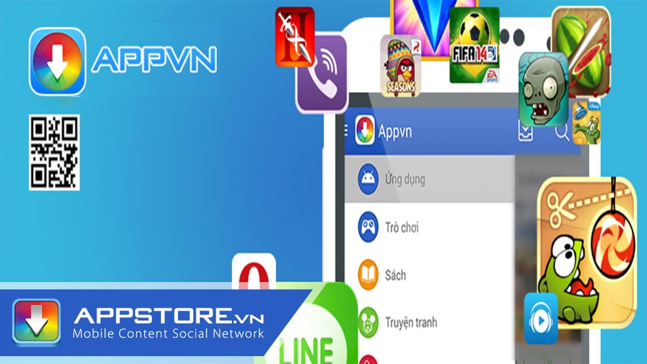 Hướng dẫn đăng ký Appvn trên Android