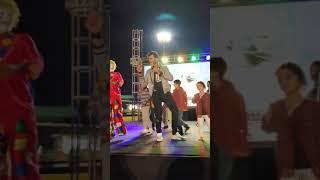 #KashanAlam At #Karachikings Fun Park Festival at Aladin Amusement park
