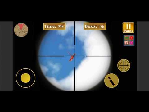Download Birds Hunting Sniper Season APK For Android