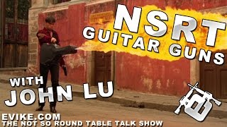 """Airsoft """"not So Round Table"""" Ep. 49 With John Lu - Evike Tv - Airsoft Evike.com"""