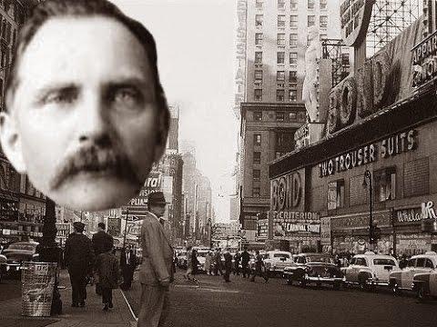 The Shocking True Story Of Time Traveler Rudolph Fentz