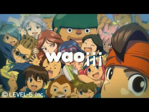 Inazuma Eleven Ending 4 [FULL] (super once)