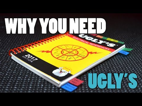 Episode 35 - Why Electricians Need UGLYS - A MINI ELECTRICAL LIBRARY IN YOUR POCKET