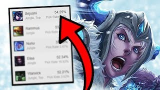 Is Sejuani Now the BEST Jungler in League of Legends? // Full Gameplay/Guide