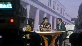 Sudut Istana TVRI - Bapak Airlangga Hartarto 'Industri Masa Kini' Eps 25