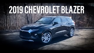 2019 Chevrolet Blazer FULL Review and Walk Around