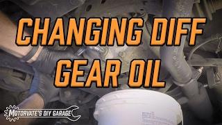 Differential Oil Change: 370z/G37 Sport - Motorvate's DIY Garage Ep. 14