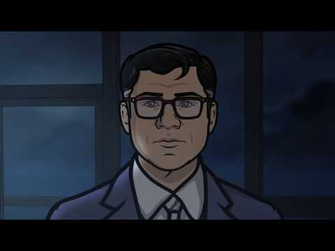 Archer: It puts the lotion in the basket