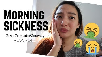 MORNING SICKNESS | PAGLILIHI + Pregnancy Update | Mrs. Diaries - (PHILIPPINES)